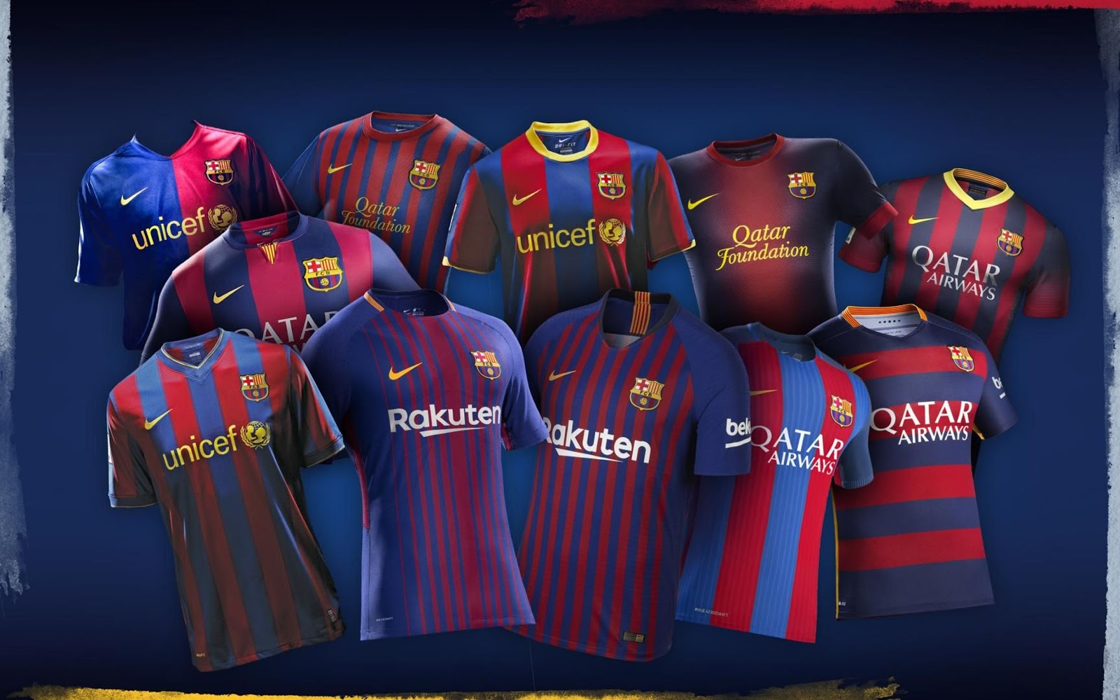 fc barcelona asks fans which home kit they like most footy headlines fc barcelona asks fans which home kit