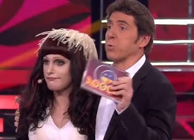 blas canto gana la gala 8 de tu cara me suena como Cher