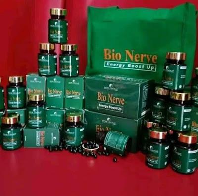 Bio Nerve obat herbal