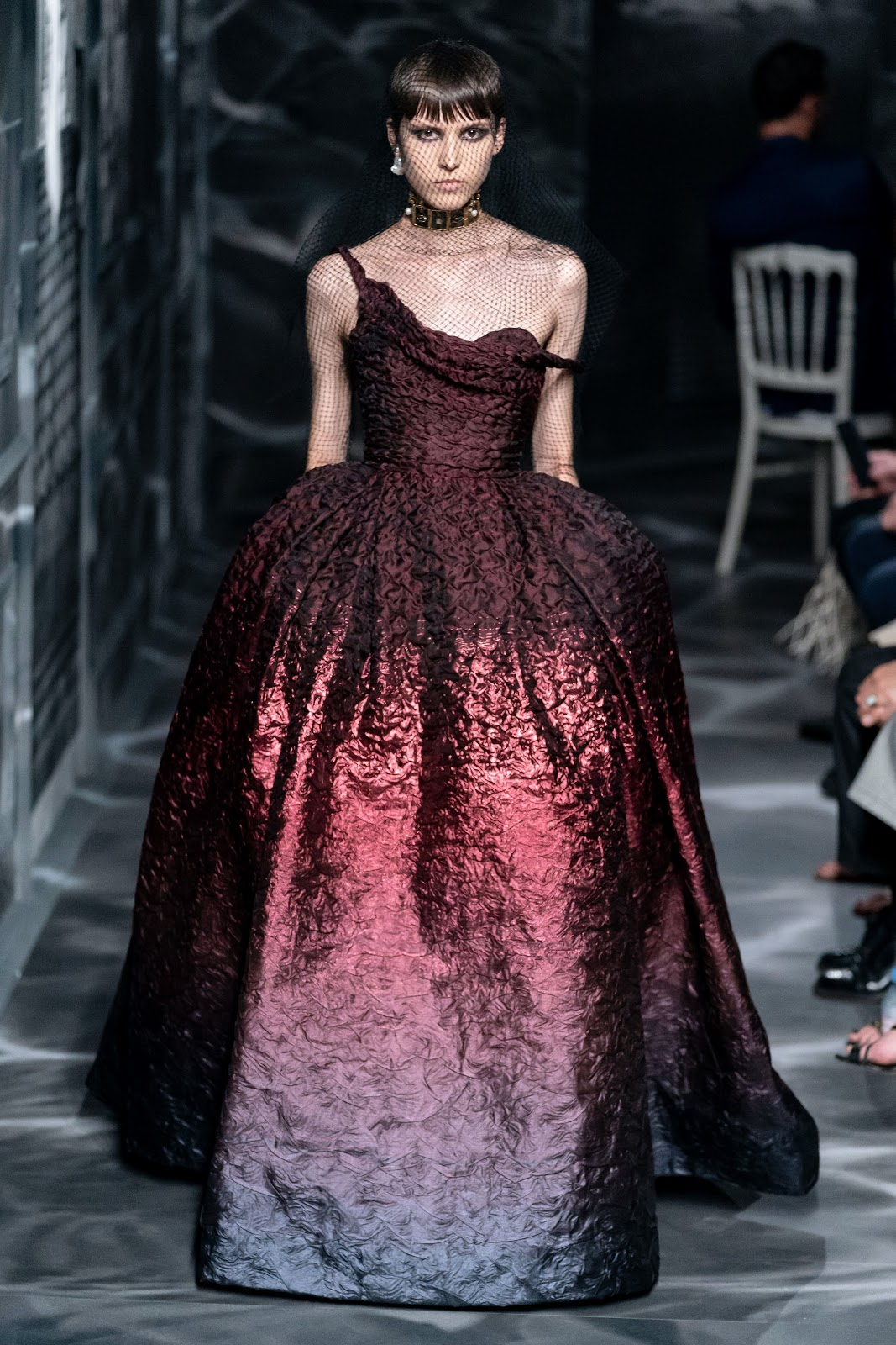Haute Couture by  CHRISTIAN DIOR