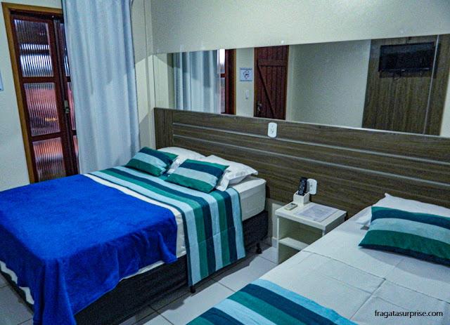 Apartamento da Pousada Muito Bonito, Bonito, Mato Grosso do Sul
