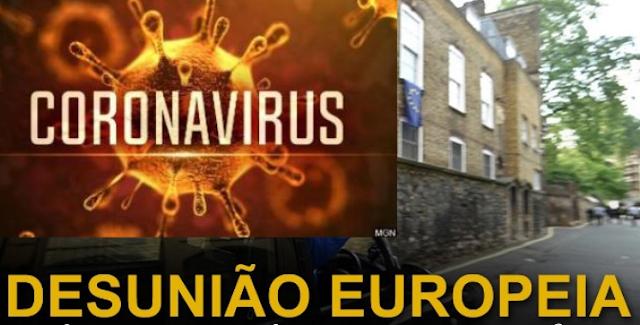 A REAÇÃO DA UE À CRISE É UM DESASTRE EM CURSO