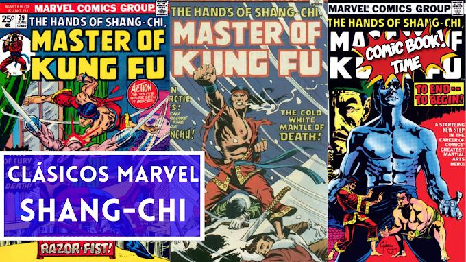 Clásicos Marvel: Shang-Chi de Doug Moench y Paul Gulacy