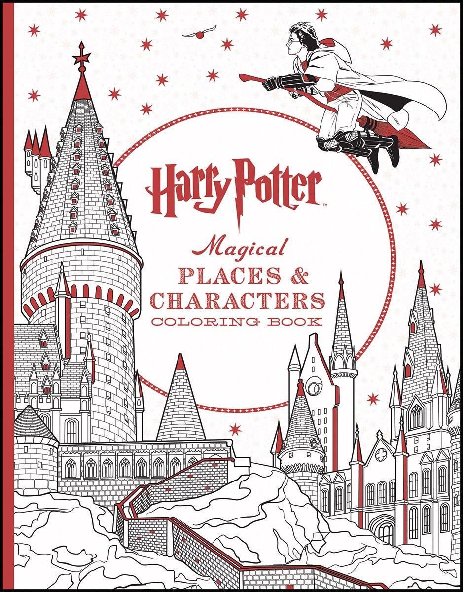 Malvorlage Harry Potter Ausmalbilder Kostenlos