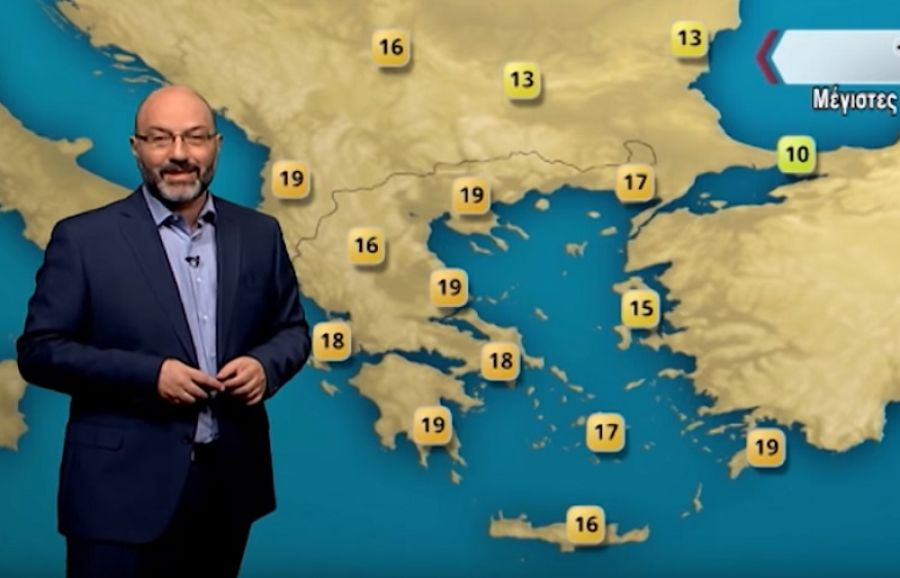 Τι καιρό θα κάνει το Πάσχα - Η πρόγνωση του Σάκη Αρναούτογλου (VIDEO)