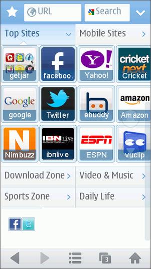 Uc Browser 9 5 Super Fast Java Symbian Handler jar  | Nepali