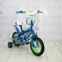 Sepeda Anak Exotic 12-9985 Winner BMX 12 Inci