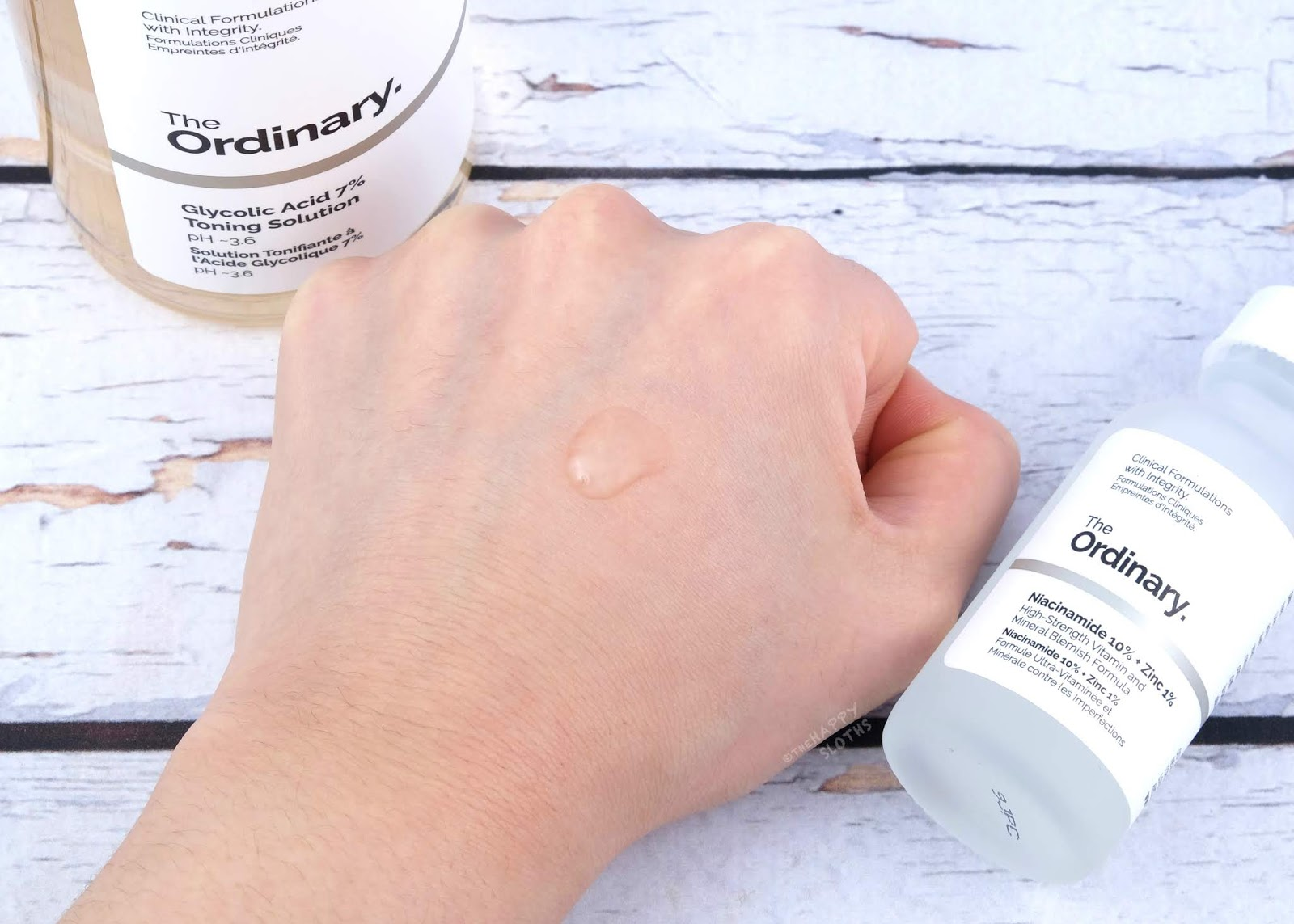 DECIEM | The Ordinary Niacinamide 10% + Zinc 1%: Review