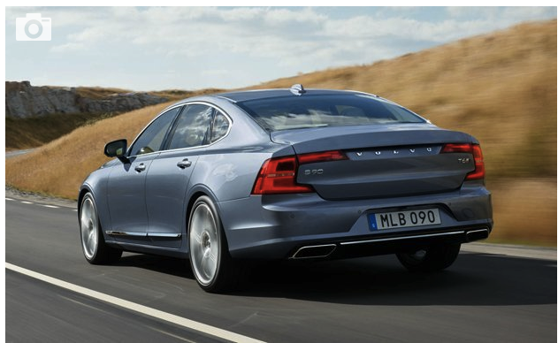 2018 Volvo S90 Review A New, Swedish Flagship Sedan