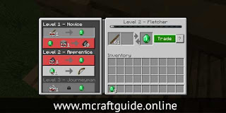 cheap villager trading in Minecraft