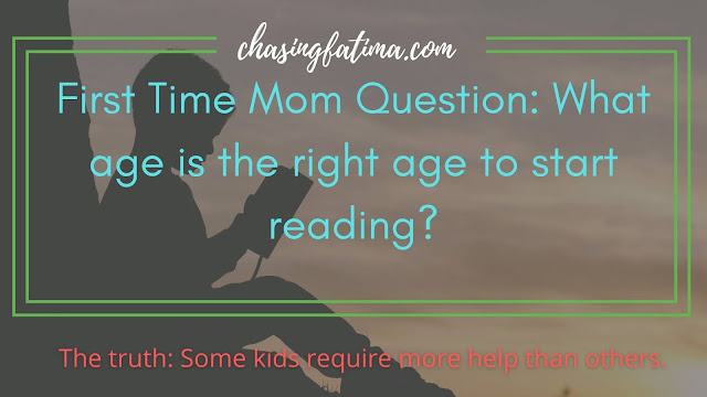 Title Blog What age is the right age to start reading