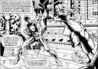Image result for the badge shield big bang comics