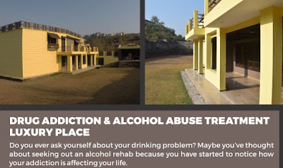 luxury drug rehabilitation centers Image