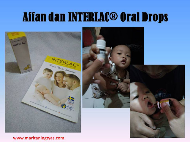 Affan dan Interlac Oral Drops