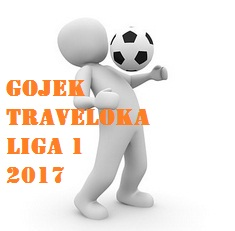 gojek traveloka liga 1, liga gojek traveloka, liga gojek, gojek traveloka liga, liga traveloka gojek, liga 1 gojek traveloka 2017