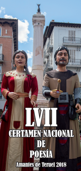 LVII Certamen Nacional de Poesía Amantes de Teruel 2018