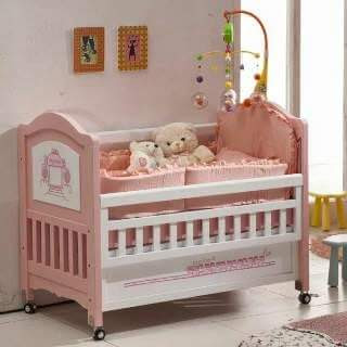 gambar box bayi anak perempuan