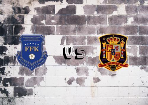 Kosovo vs España  Resumen