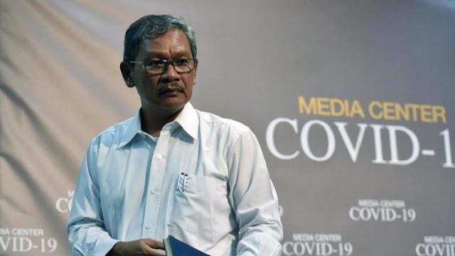 Pasien Corona Kasus Ke-25 di Indonesia Meninggal Dunia
