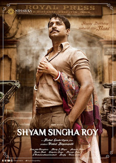 Shyam Singha Roy First Look Poster 2