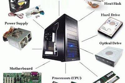 Komponen Komputer Lengkap Beserta Fungsi dan Penjelasannya