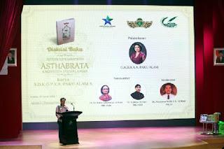 Peluncuran Buku Ajaran Kepemimpinan Asthabrata Pakualaman: Meneladani Kepemimpinan Paku Alam