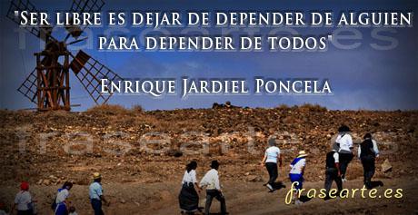 Frases para ser libres, Enrique Jardiel Poncela