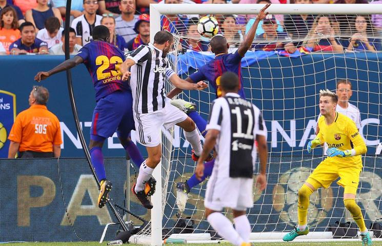 """Chiellini: """"Dybala još uvijek nije na nivou Neymara"""""""
