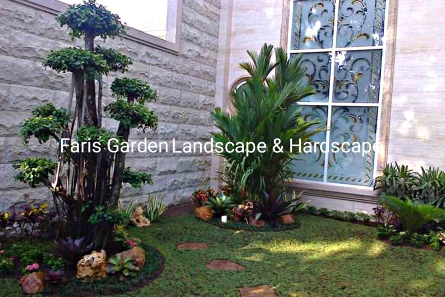 Tukang Taman Rembang | Jasa Pembuatan Taman di Rembang