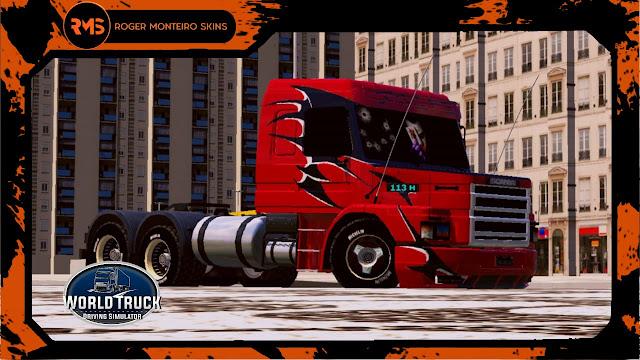 Skins World Truck Driving Simulator