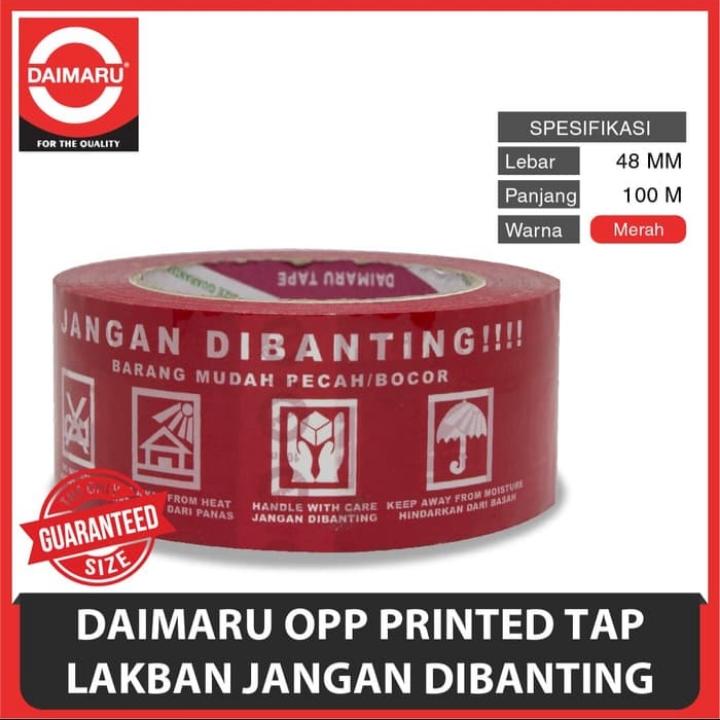 lakban jangan dibanting daimaru di Pekanbaru, jual lakban jangan dibanting daimaru di pekanbaru, lakban jangan dibanting daimaru murah di pekanbaru
