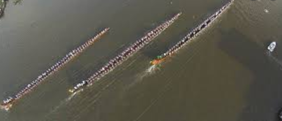 NEHRU TROPHY BOAT RACE Snake Boat