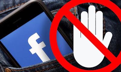 Facebook bloquea la página de Trump