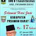 SMK N 1 Ranah Batahan Mengucapkan Selamat HUT Pasbar Ke-17