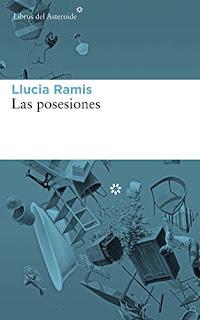 Las posesiones- Llucia Ramis