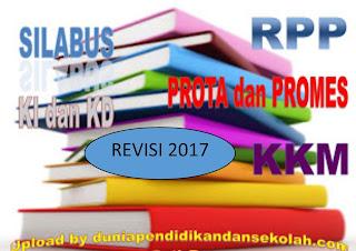 Rpp Kelas I Revisi 2017 Lengkap Semester Ii Kurikulum 2013