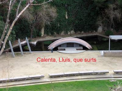 Calenta, Lluís, que surts, Companys, Catalunya