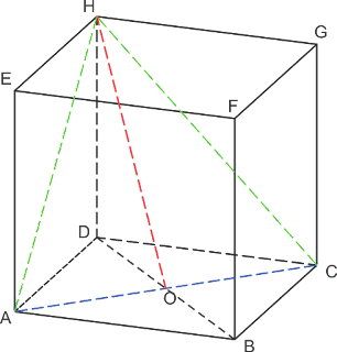 Matematika IPA jenjang pendidikan SMA untuk pokok bahasan  Pembahasan Soal UN Dimensi Tiga