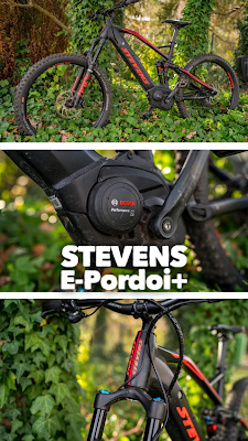 STEVENS E-Scope+ und E-Pordoi+ | E-Bike and Hike 20
