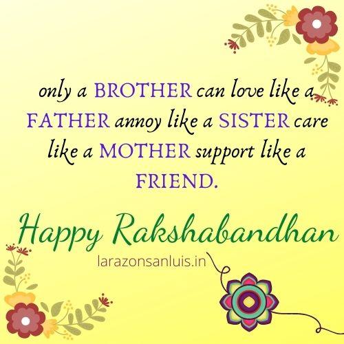 Happy Raksha Bandhan 2021 Image