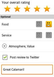 Google Maps 5.2 Android app lets you tweet your Hotpot ratings