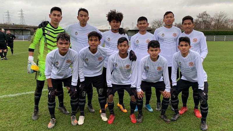 Para Pelatih Inggris Akhirnya Paham Kelemahan Pemain Indonesia
