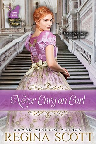 Heidi Reads... Never Envy an Earl by Regina Scott
