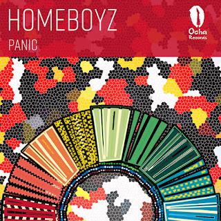 Homeboyz – Panic [Ocha Records ( 2019 ) [DOWNLOAD]
