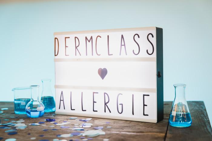 Dermclass La Roche Posay autour de l'eczéma et des allergies