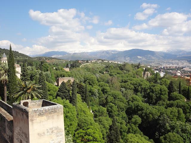 La Alhambra en Granada