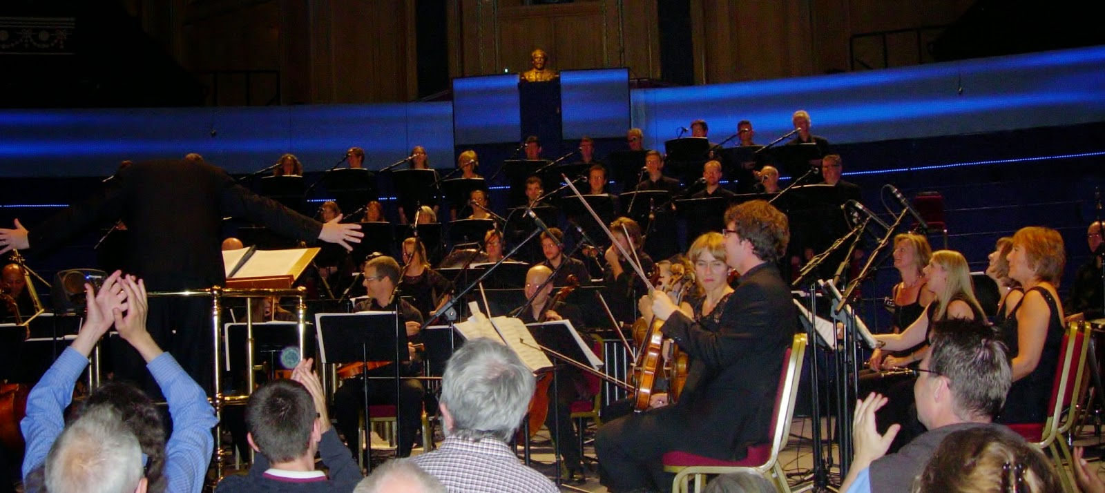 Endymion at the Proms