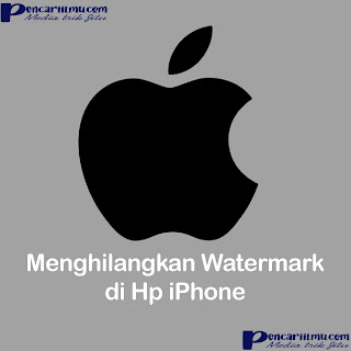 Cara Menghilangkan Watermark Tiktok di iPhone dan Andorid