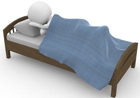 النوم الصحي ضروري في تثبيث الوزن