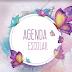 LINDA AGENDA ESCOLAR 2019-2020, TEMÁTICA MARIPOSAS.